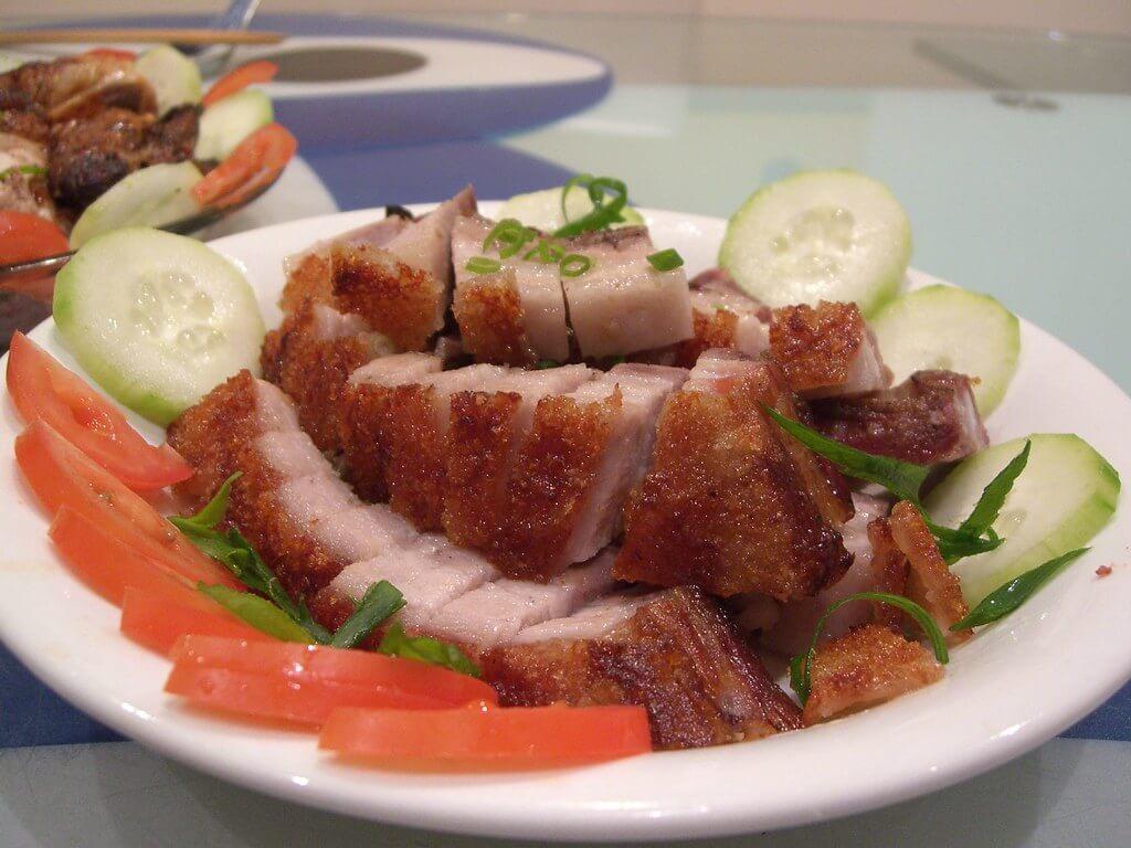 roast pork caribbean recipe