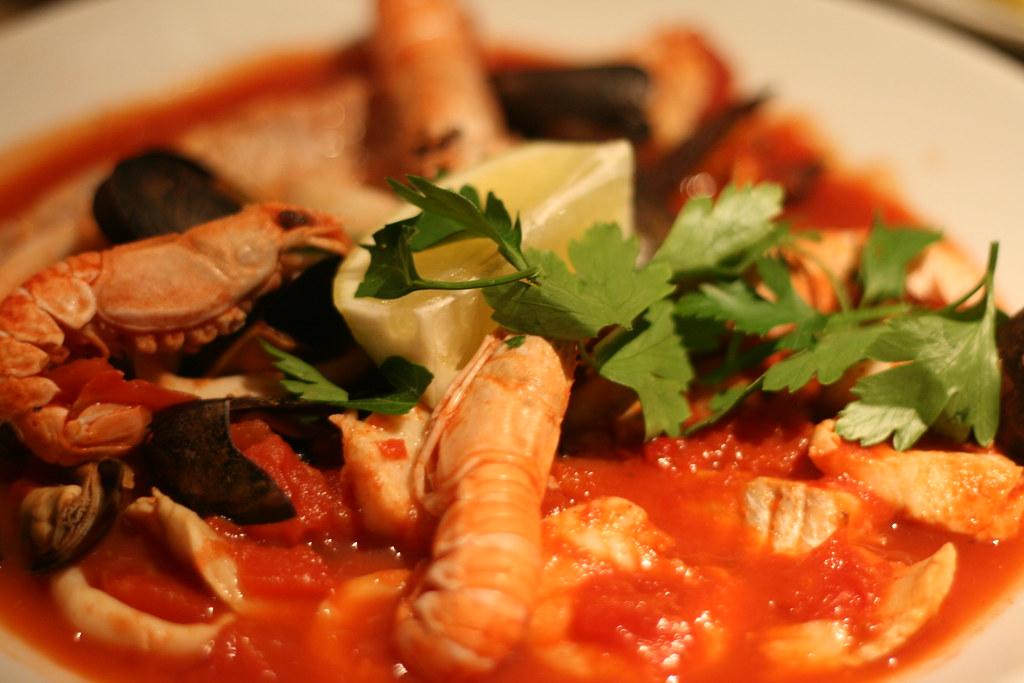 seafood stew Caribbean recipe