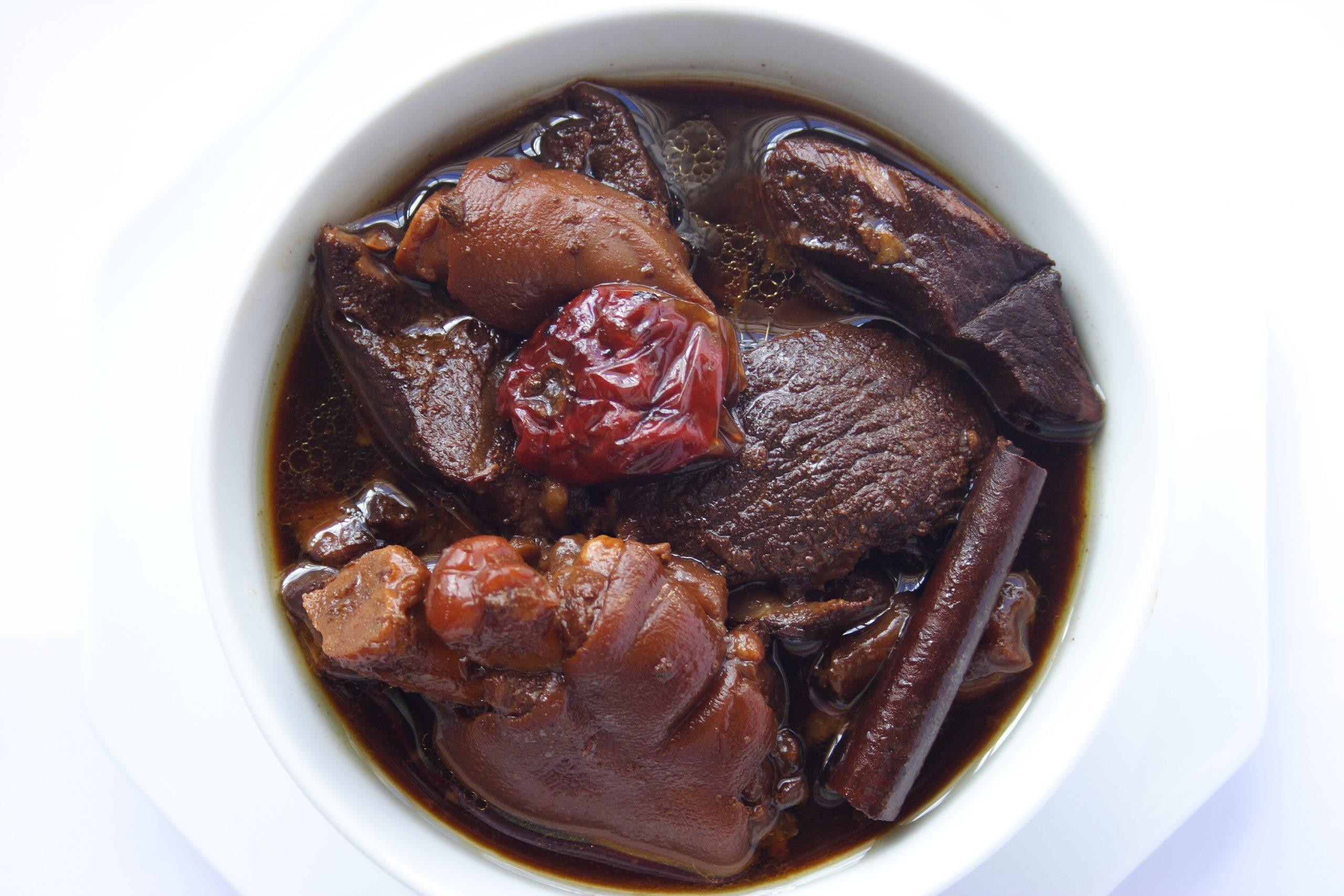 pepperpot recipe